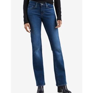 Women's Levis Classic Relaxed Bootcut Stretch Jean